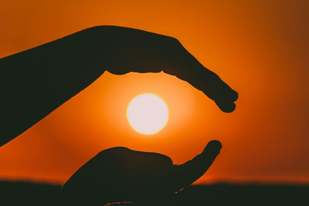 Vor Sonne schützen